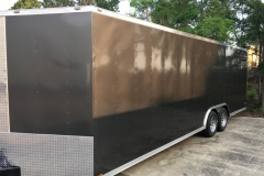 8.5x24 Anvil Charcoal GreyIMG_4652 Anvil Trailers