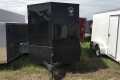 6 X 12 TA Black Out Front