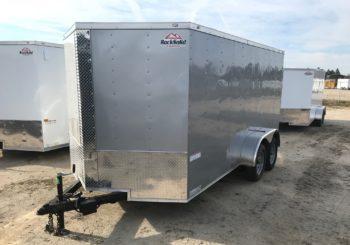 Rock Solid Enclosed Cargo Trailers