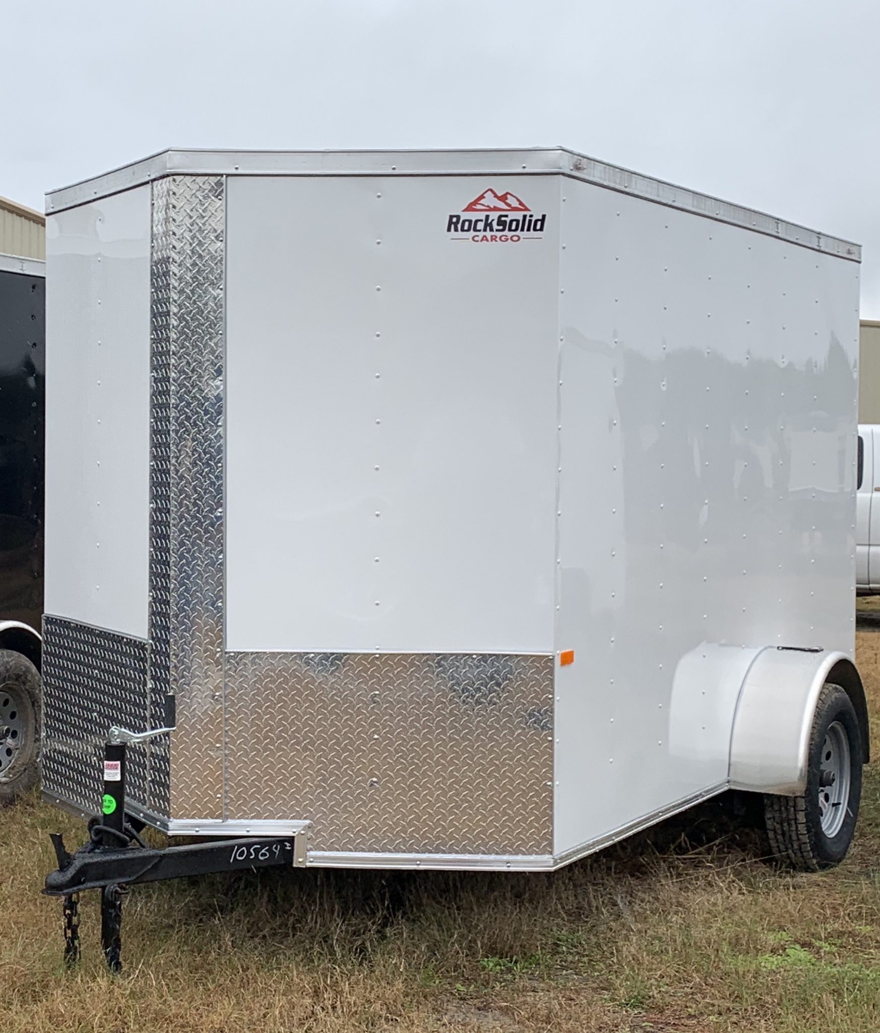 rock solid enclosed trailers 5'